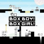 BoxBoy! + BoxGirl! cover