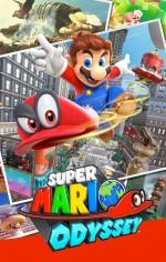 Super Mario Odysseycover