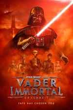 Vader Immortal cover