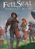 Fell Seal: Arbiter's Mark cover