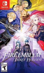 Fire Emblem: Three Housescover