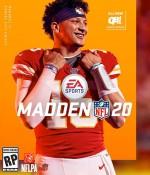 Madden NFL 20cover
