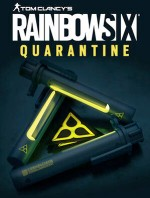 Rainbow Six Quarantinecover