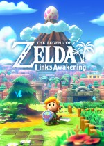 The Legend of Zelda: Link's Awakening cover