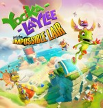Yooka-Laylee and the Impossible Laircover