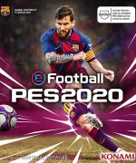 eFootball PES 2020cover