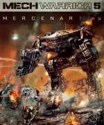 MechWarrior 5: Mercenariescover