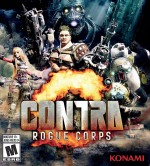 Contra: Rogue Corpscover