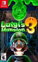 Luigi's Mansion 3cover