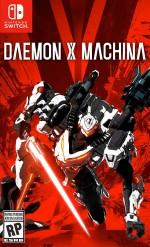 Daemon X Machinacover
