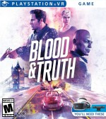 Blood & Truth cover