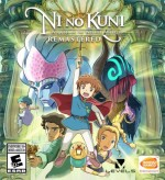 Ni no Kuni: Wrath of the White Witch Remasteredcover