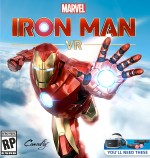 Marvel's Iron Man VR cover