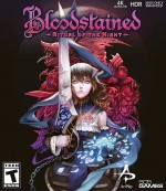 Bloodstained: Ritual of the Nightcover