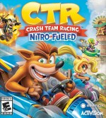 Crash Team Racing: Nitro-Fueledcover