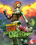 Borderlands 2: Commander Lilith & The Fight For Sanctuary cover