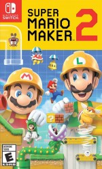Super Mario Maker 2cover