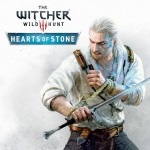 The Witcher 3: Hearts of Stonecover