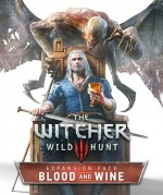 The Witcher 3: Blood and Winecover