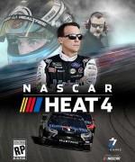NASCAR Heat 4 cover