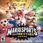 Mario Sports Superstars cover
