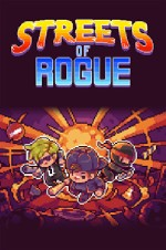 Streets of Roguecover