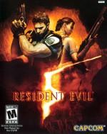 Resident Evil 5cover
