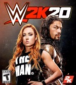 WWE 2K20cover