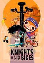 Knights and Bikescover