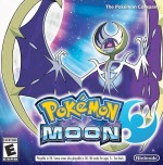 Pokémon Moon cover