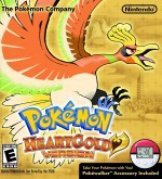 Pokémon HeartGold cover