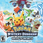 Pokémon Mystery Dungeon: Gates to Infinity cover