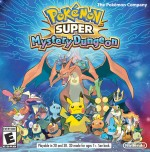 Pokémon Super Mystery Dungeon cover