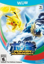 Pokkén Tournamentcover