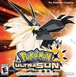 Pokémon Ultra Sun cover