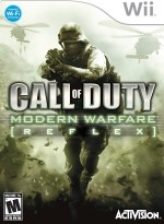 Call of Duty: Modern Warfare: Reflex cover