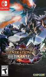 Monster Hunter Generations Ultimatecover