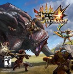 Monster Hunter 4 Ultimate cover