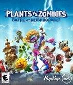 Plants vs. Zombies: Battle for Neighborvillecover