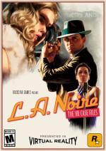 L.A. Noire: The VR Case Filescover
