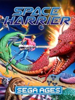 Space Harriercover