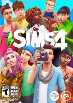 The Sims 4cover