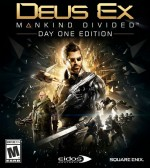 Deus Ex: Mankind Divided cover
