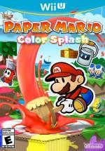 Paper Mario: Color Splash cover