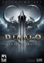 Diablo III: Reaper of Souls cover