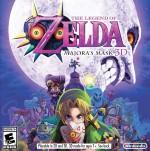 The Legend of Zelda: Majora's Mask 3D cover