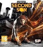 Infamous Second Soncover