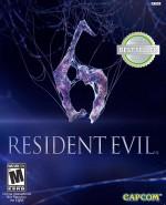 Resident Evil 6cover