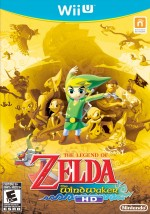 The Legend of Zelda: The Wind Waker HD cover