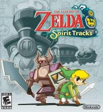 The Legend of Zelda: Spirit Tracks cover